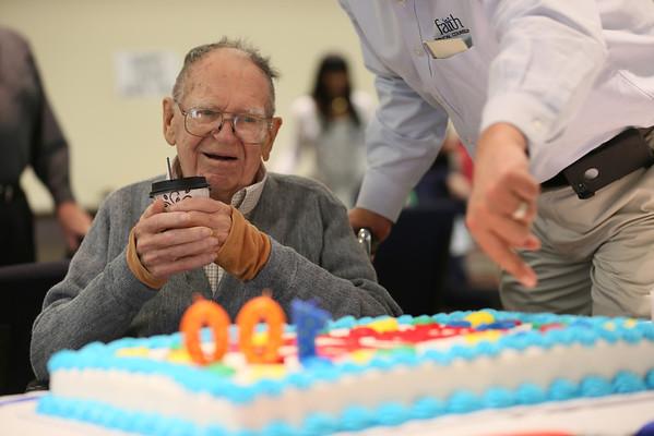 Jack Viol's 100th Birthday Party