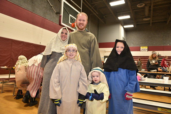 2017 Living Nativity