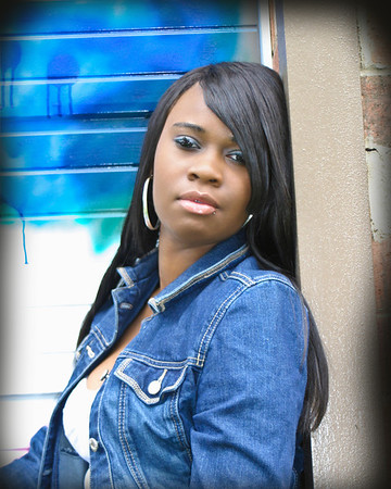 "Faith and Hustle Model ""Jasmine"""