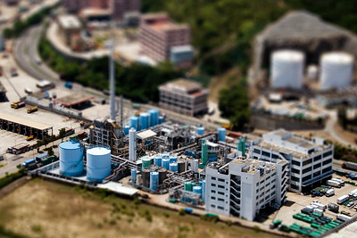 Chemical Waste reprocessing plant, Tsing Yi