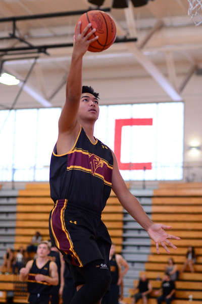 Falcon Basketball, Fall 2015