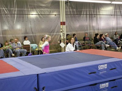 2006 Rubber Ducky Meet : Session 1 : X-Cel Gymnastics / Vault