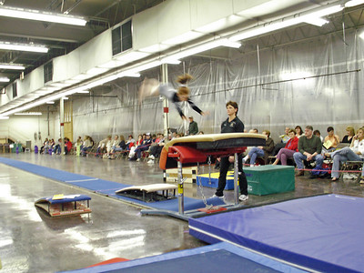 2006 Rubber Ducky Meet : Session 2 : Kiski Valley YMCA / Vault