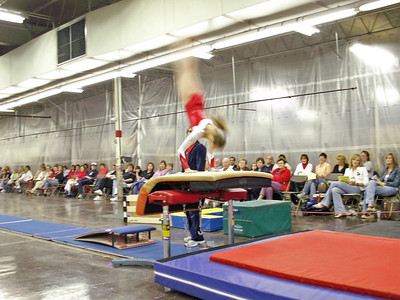 2006 Rubber Ducky Meet : Session 2 : Uzelac Gymnastics / Vault