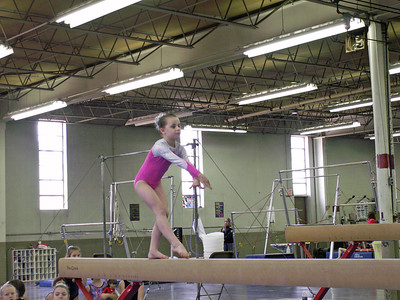 2006 Rubber Ducky Meet : Sesion 1 : X-Cel Gymnastics / Beam
