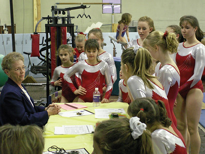 2006 Rubber Ducky Meet : Session 2 : Uzelac Gymnastics / Beam