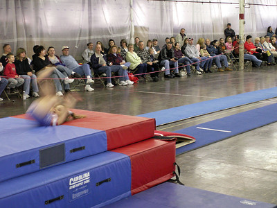 2006 Rubber Ducky : Session 1 : Uzelac Gymnastics / Vault