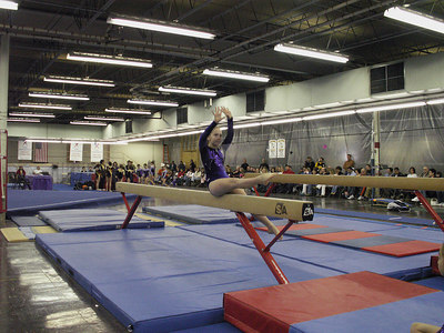 2007 Polar Bear Meet : Gymsports Gems : Session Two