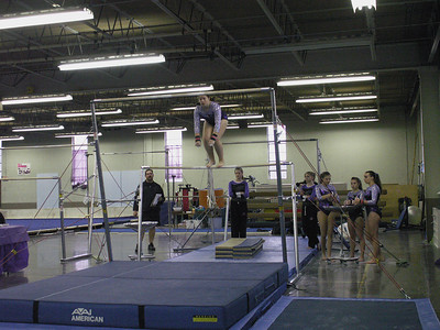 2007 Polar Bear Meet : Falcon Gymnastics : Session One