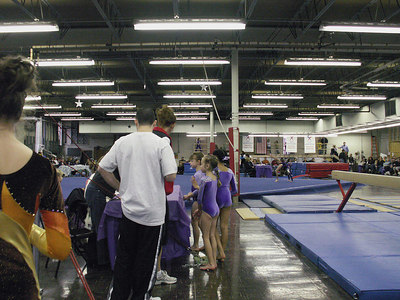 2007 Polar Bear Meet : BG's Gymnastics : Session Three