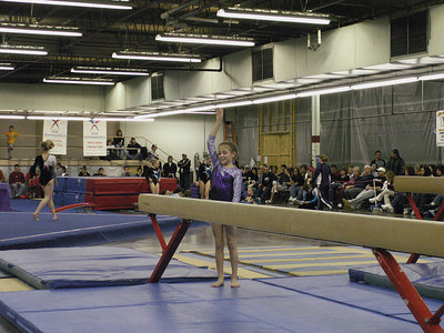 2007 Polar Bear Meet : Falcon Gymnastics : Session Three