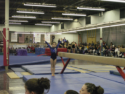 2007 Polar Bear Meet : Gold Medal Gymnastics : Session Three