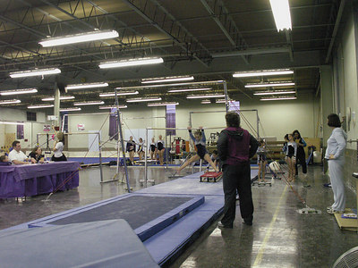 2007 Polar Bear Meet : GymCatz : Session One