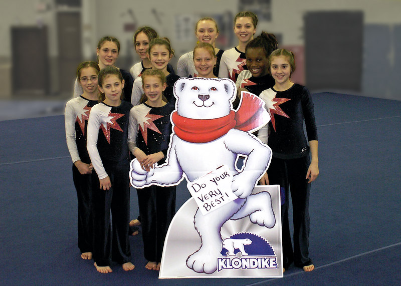 "Willow Tree Gymnastics Team Photo<br /> <br /> file #:  3071 a1 5X7 <br /> <br /> Help us assure your satisfaction with purchased prints and gifts - PLEASE click ""prints & gifts"" below for important ordering information. Thank You!"