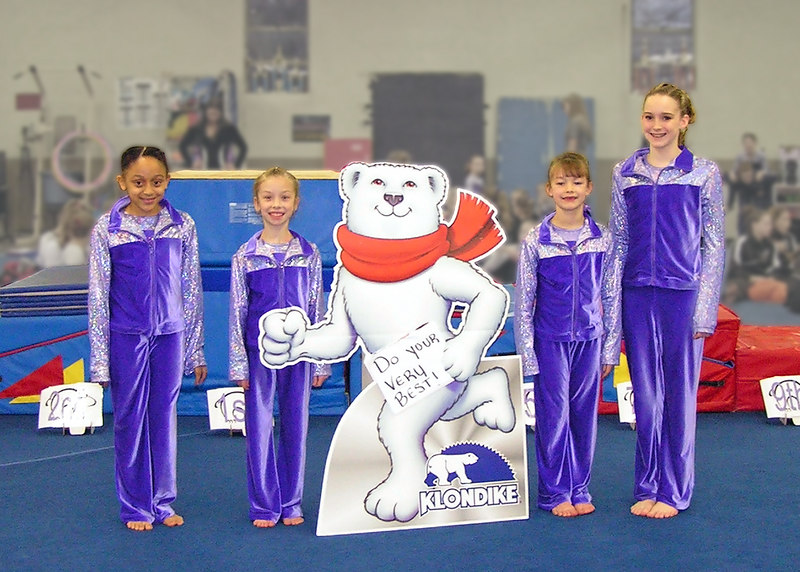 "BG's Gymnastics Team photo<br /> <br /> file #:  9015 a1 5X7<br /> <br />     Help us assure your satisfaction with purchased prints and gifts - PLEASE click ""prints & gifts"" below for important ordering information. Thank You!"