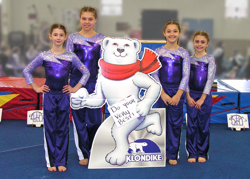 "Falcon Gymnastics Team Photo<br /> <br /> file #:  9019 a1 5X7 <br /> <br />   Help us assure your satisfaction with purchased prints and gifts - PLEASE click ""prints & gifts"" below for important ordering information. Thank You!"