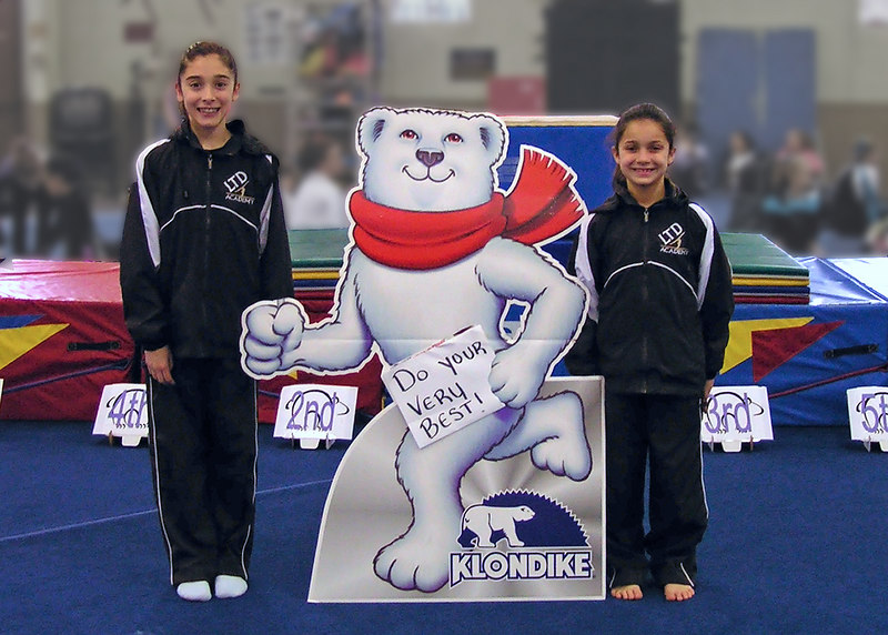 "LTD Gymnastics Team Photo<br /> <br /> file #:  9010 a1 5X7<br /> <br /> Help us assure your satisfaction with purchased prints and gifts - PLEASE click ""prints & gifts"" below for important ordering information. Thank You!"