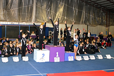Level 4 Age 8 (Senior) : BARS