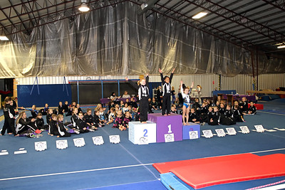 Level 4 Age 6 & Under : ALL AROUND