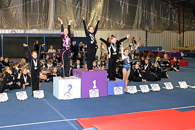 Level 4 Age 8 (Senior) : BEAM