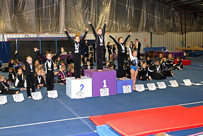 Level 4 Age 8 (Senior) : FLOOR