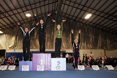 Level 6 Age 12 & Over VAULT