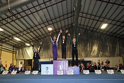 Level 5 Age 11 & Over : BARS