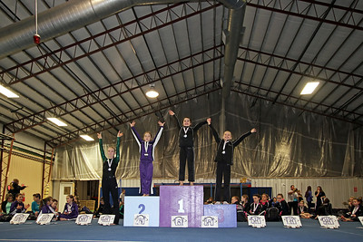 Level 5 Age 11 & Over : VAULT