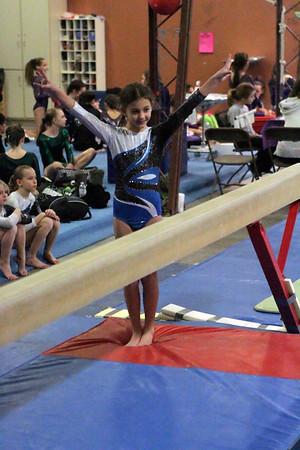 Competitive Edge Gymnastics : Session 4 : Level 5 / BPO