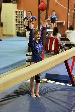 Competitive Edge Gymnastics : Session 5 : Level 7 / 8 / APO