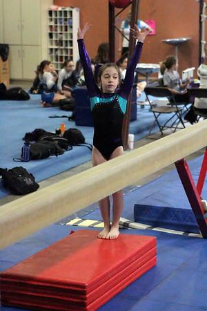Lions Gymnastics : Session 4 : Level 5 / BPO