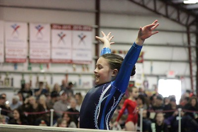 2016 PBM : Session 3 (1/30/16) : Greenville Gymnastics Academy & Cheer : Beam