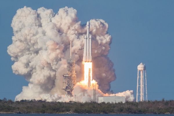 Falcon Heavy by SpaceX