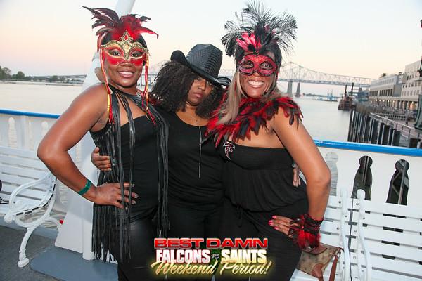 Falcons vs. Saints 2015 Day 2