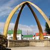 Stanley, Falkland Islands - Whalebone Arch