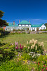Government House in Stanley the Capital of the Falkland Islands on East Falkland, British Overseas Territory.