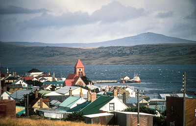 The Falkland Islands in 198
