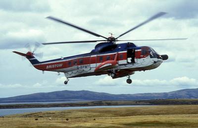 Falkland Islands 1986