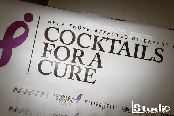 Cocktails For A Cure 2015 @ ME
