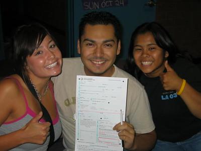 Mock the Vote - 10.14.2004