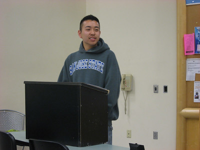 Chapter Meeting (11/19/06)