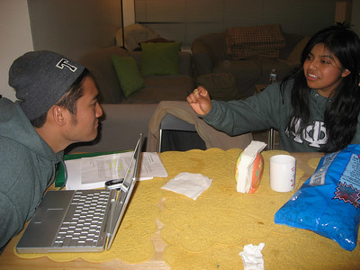 Trustworthy Line Hangout (12/6/06)