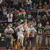 Wheaton College Football vs Illinois Wesleyan University (14-18), in Bloomington, Illinois