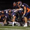Wheaton College Football vs North Park University (48-12)
