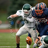 Wheaton College Football vs Illinois Wesleyan University (44-10)