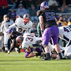 Wheaton College Football vs Mount Union College (24-45), Alliance, Ohio (NCAA Playoffs, Semi-Final)