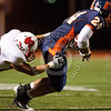 Wheaton College Football vs North Central (21-44)