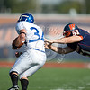 Wheaton College Football vs North Park (56-28) -Homecoming