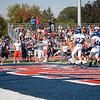 Wheaton College Football vs North Park (56-28) -Homecoming