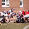 Wheaton College Football vs Wabash College (59-28), Crawfordsvil